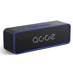 OJA AOOE K116 5.0-Blue Newest Bluetooth 5.0 Speaker,Portable Wireless Stereo Speaker