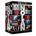 Coffret Christopher Nolan 7 Films : Dunkerque (Dunkirk) / Interstellar / Inception / Batman Begins / The Dark Knight / The Dark Knight Rises / Le Prestige - Blu-Ray 4K + Blu-Ray [4K Ultra HD + Blu-ray + Digital HD]