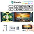 """WEPECULIOR Car Radio Bluetooth 4"""" Screen MP5 FM/USB/Remote Control/USB Port 12V Car Audio Bluetooth 1 Din Auto Radio Blueooth Aux in"""