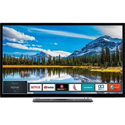 Toshiba Téléviseur LED 32W3863DA 32W3863DA 81 cm 32 Pouces EEC A+ (A++ - E) DVB-T2, DVB-C, DVB-S, HD Ready, Smart TV, Wi