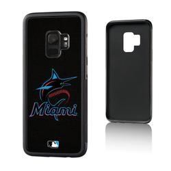 """""""Miami Marlins Bump Samsung Galaxy Phone Case"""""""