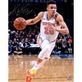 """""""Fanatics Authentic Kevin Knox New York Knicks Autographed 16"""""""" x 20"""""""" Dribbling Photograph"""""""