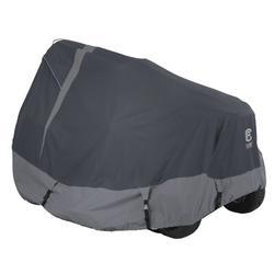 Classic Accessories StormPro Lawn Mower Cover PVC in Gray, Size 42.5 H x 46.0 W x 70.0 D in | Wayfair 52-241-031001-EC