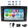 7'' Car la Audio Stéréo Lecteur DVD et CD de voiture GPS Navi pour Corsa Zafira Antara Astra Vectra Meriva Soutien GPS Navigation Audio Vidéo Bluetooth USB SD SWC FM AM RDS Liaison