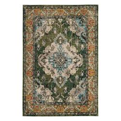 Safavieh Rugs Indoor Rugs Forest - Forest Green Marybe Monaco Rug
