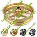GOWE Quality Parts Front Rear Wheel Rim For Honda CBR600RR 2013-2014 for Honda CBR1000RR 2008-2014 1Pcs Gold Gray Motor Wheel Rim
