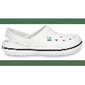 Crocs White Crocband™ Clog Shoes