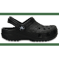 Crocs Black Kids' Classic Clog Shoes