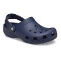 Crocs Navy Kids' Classic Clog Shoes