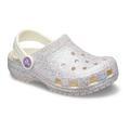Crocs Oyster Kids' Classic Glitter Clog Shoes