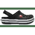Crocs Black Kids' Crocband™ Clog Shoes