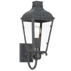 Crystorama Dumont 17 Inch Tall Outdoor Wall Light - DUM-9801-GE