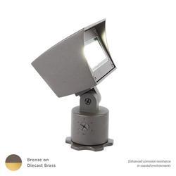 WAC Lighting Nightscaping 14 - 16 Watt LED Outdoor Flood Light - 5021-30BBR