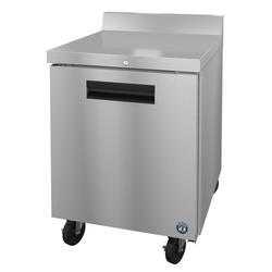 "Hoshizaki WR27A SteelHeart 27"" Worktop Refrigerator w/ (1) Section, 115v"