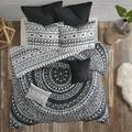 Larisa King/Cal King 7 Piece Cotton Reversible Comforter Set - Urban Habitat UH10-2144