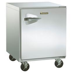 "Traulsen UHT27-R 27"" W Undercounter Refrigerator w/ (1) Section & (1) Door, 115v"