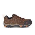 Merrell Men's Moab Vertex Vent Comp Toe Work Shoe, Size: 8.5, Clay