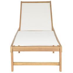Manteca Lounge Chair in Natural - Safavieh PAT6708A