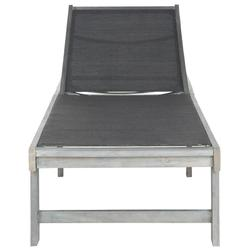 Manteca Lounge Chair in Ash Grey - Safavieh PAT6708B