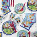 Creative Converting Llama Llama Birthday Party Supplies Kit GuestsPaper/Plastic in Blue   Wayfair DTC4452E2A