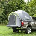Napier Outdoors Backroadz Truck Full-Size Long Bed 2 Person Tent Fiberglass in Gray/Green, Size 74.0 H x 66.0 W x 98.0 D in | Wayfair 19011