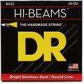 DR Strings MR5-45 Hi-Beam Stainless Steel Medium 5-String Bass Strings