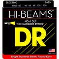 DR Strings MR5-130 Hi-Beam Stainless Steel Medium 5-String Bass Strings