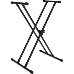 On-Stage Stands KS8191 Bullet Nose Keyboard Stand with Lok-Tight Attachment