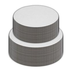 Cake Boards set of 40, Cake Boards 10 inch, and Cake Boards 12 Inch, 20 of each, Cake Board, Cake Base, Cardboard Cake Rounds, Cake Circles.