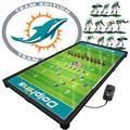Miami Dolphins NFL Pro Bowl Electric Football Team Set
