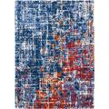 Twilight Red/Blue Area Rug - Nourison TWI25