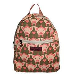 Bungalow 360 Adult Mini Backpack (Pig, small)