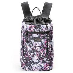 Vooray Stride Cinch Backpack Sport Bags Metallic Gem