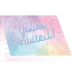 Creative Converting Iridescent Invitations Paper | Wayfair DTC337694INV