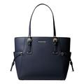 Michael Kors Women's Totebags Admiral - Admiral Small Leather Voyager Tote