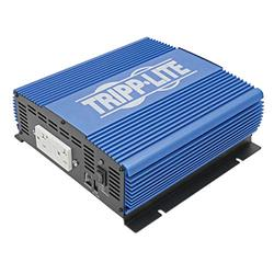 Tripp Lite 2000W Power Inverter, Medium-Duty Power Inverter with 2 AC 1 USB Outlets, 2.0A Battery Cables (Pinv2000)