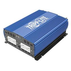 Tripp Lite 2000W Power Inverter, Heavy-Duty Power Inverter with 4 AC 2 USB Outlets, 2.0A Battery Cables (PINV2000HS)