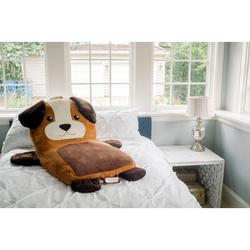 """Zoomie Kids Rogerson Dog 8"""" Thick Nap Mat in Brown, Size 22.0 H x 25.0 W x 52.0 D in 