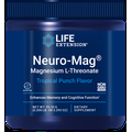 Neuro-Mag® Magnesium L-Threonate , Tropical Punch, 93.35 grams