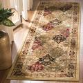 """""""Lyndhurst Collection 2'-3"""""""" X 14' Rug in Sage And Ivory - Safavieh LNH219B-214"""""""