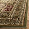 Lyndhurst Collection 6' X 9' Rug in Grey And Beige - Safavieh LNH214G-6
