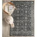 """""""Evoke Collection 2'-2"""""""" X 21' Rug in Silver And Ivory - Safavieh EVK256S-221"""""""