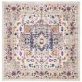 Evoke Collection 10' X 14' Rug in Navy And Ivory - Safavieh EVK270A-10