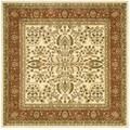 """""""Lyndhurst Collection 2'-3"""""""" X 20' Rug in Black And Ivory - Safavieh LNH213A-220"""""""