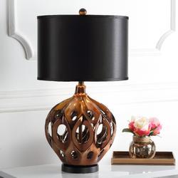Regina 29-Inch H Ceramic Table Lamp - Safavieh LIT4040A