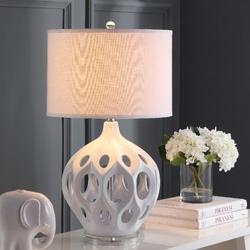 Regina 29-Inch H Ceramic Table Lamp - Safavieh LIT4040C