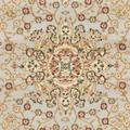 Lyndhurst Collection 8' X 8' Square Rug in Red And Ivory - Safavieh LNH212F-8SQ