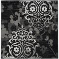 """""""Adirondack Collection 2'-6"""""""" X 14' Rug in Silver And Multi - Safavieh ADR112G-214"""""""