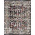 Monaco Collection 8' X 10' Rug in Brown And Grey - Safavieh MNC255T-810