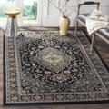 """""""Lyndhurst Collection 8'-9"""""""" X 12' Rug in Blue And Multi - Safavieh LNH552-6591-9"""""""